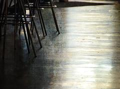 the cold concrete floor / jesse.millan